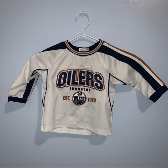 OILERS EDMONTON NHL Kids Jersey